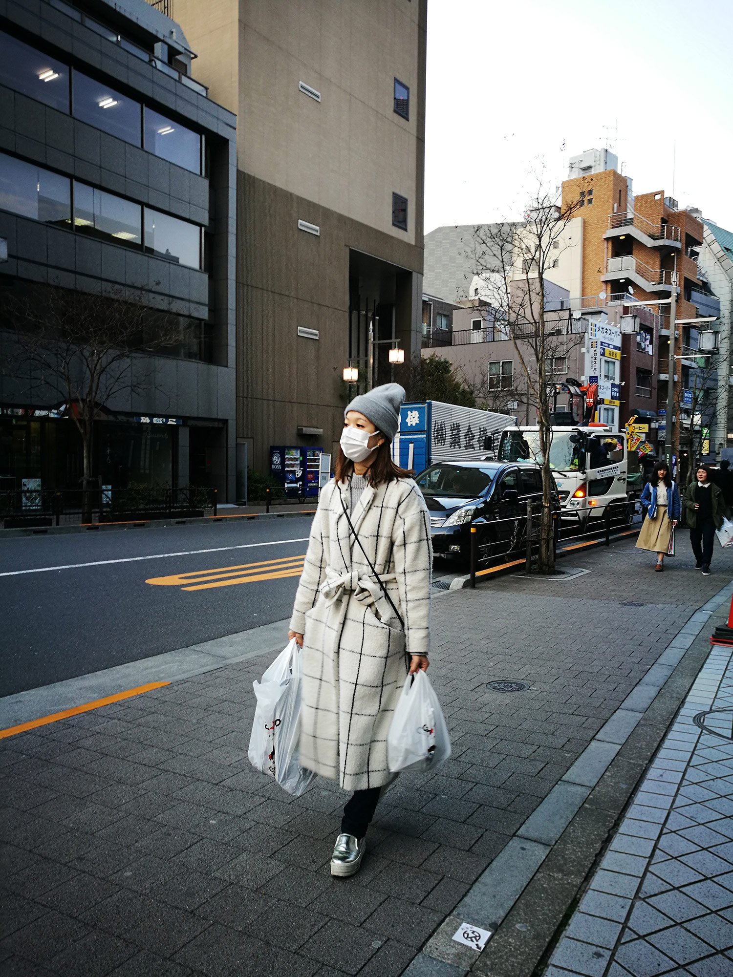 On the street: Tokyo by Sheila Velasco